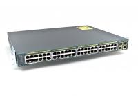 Коммутатор Cisco WS-C2960R+48PST-S