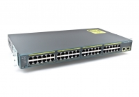 Коммутатор Cisco WS-C2960-48TT-L