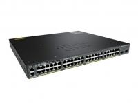 Коммутатор Cisco WS-C2960X-48FPD-L