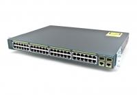 Коммутатор Cisco WS-C2960RX-48LPD-L