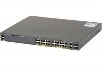 Коммутатор Cisco WS-C2960X-24PS-L